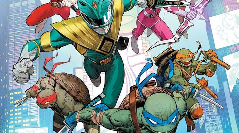 Power Rangers E Tartarugas Ninja Se Reencontram Fala Animal